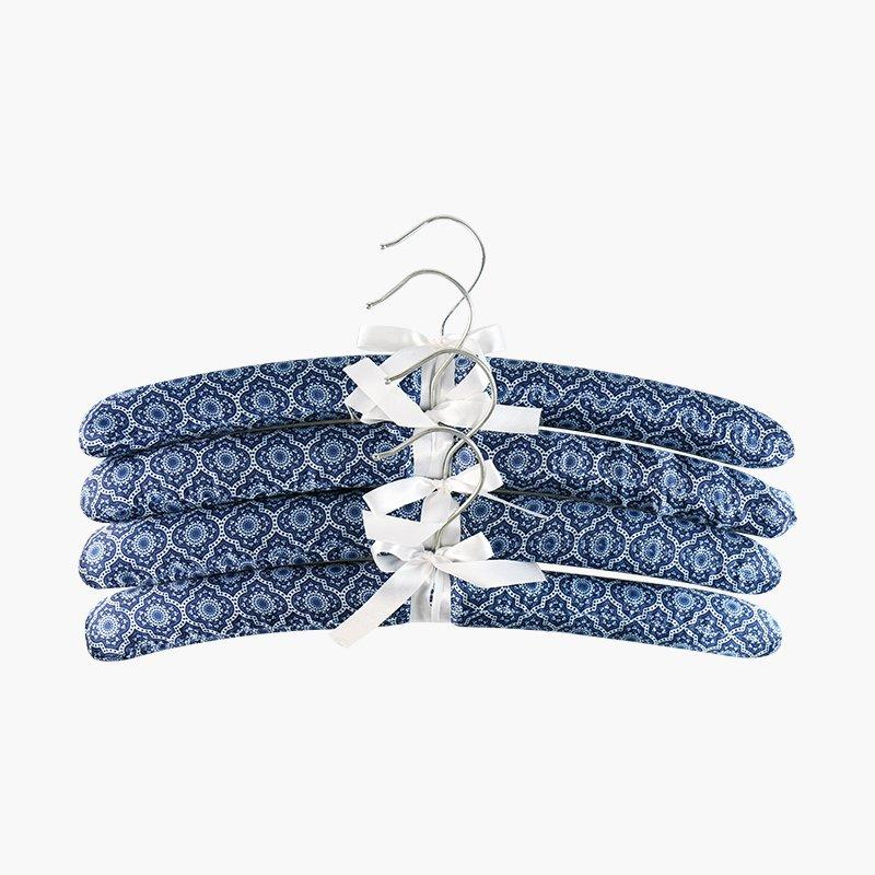 Pretty Satin or Fabric Hanger for Ladies Wedding Dresses